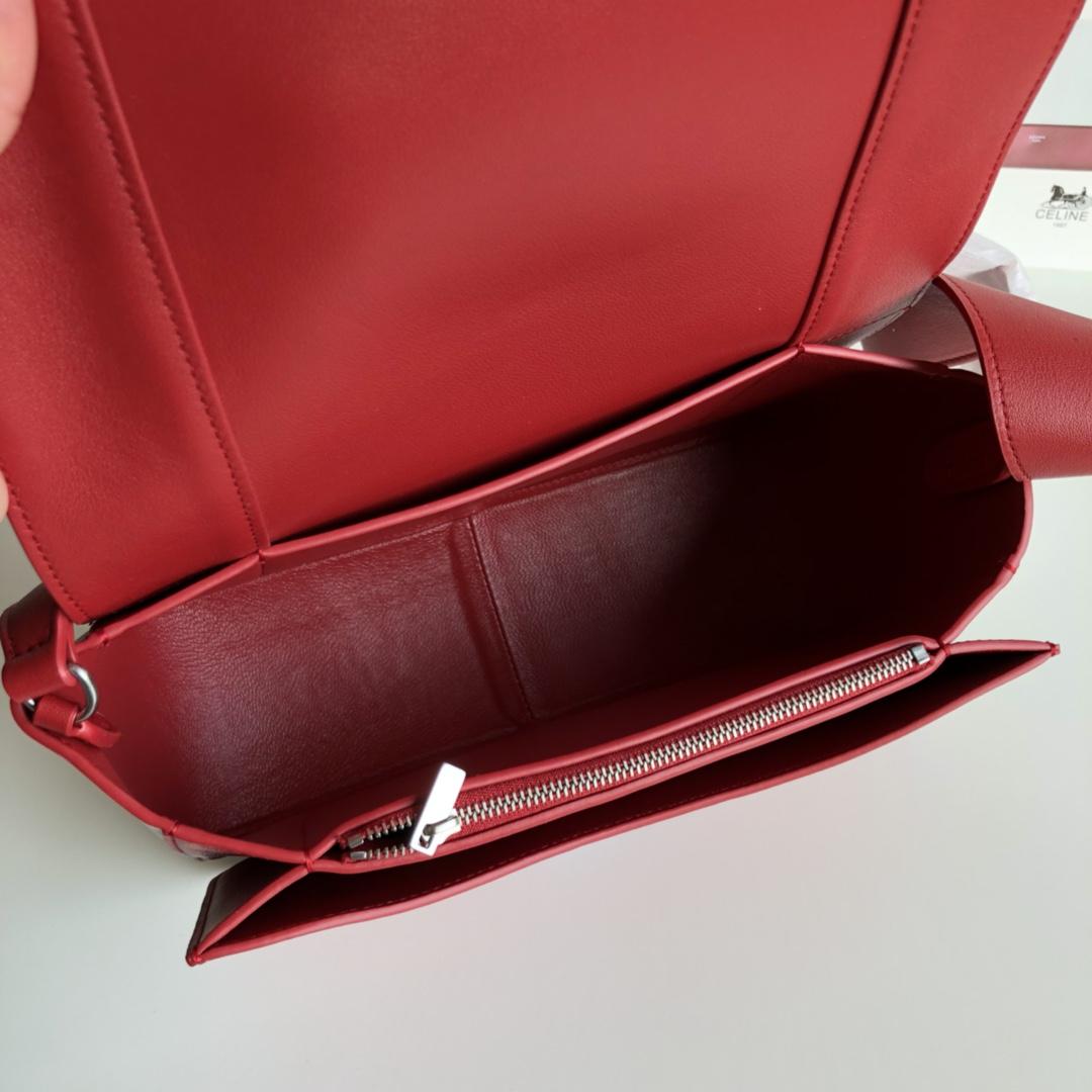 CELINE包包 Frame 唐嫣同款 宽肩带 大容量 25*8.5*17cm