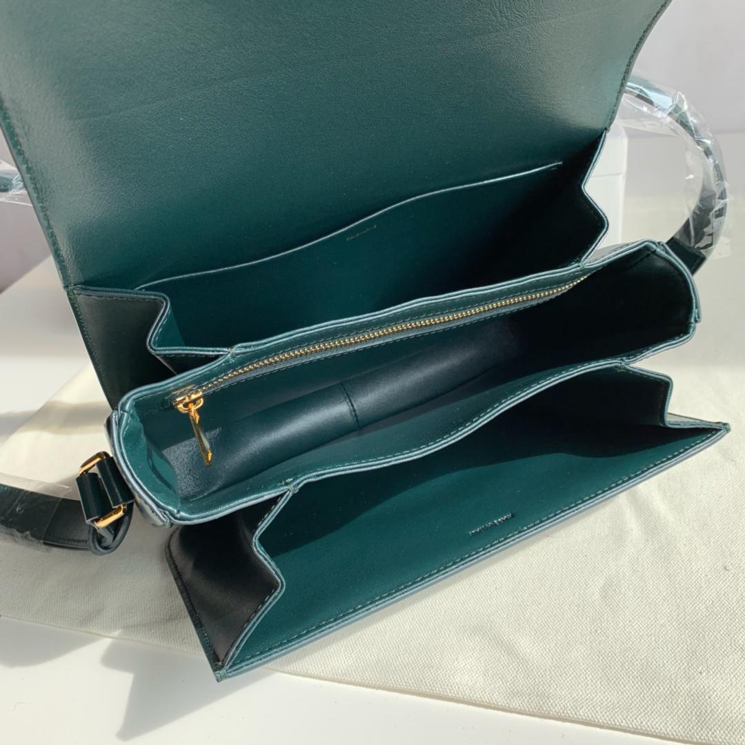 全新box 金扣 搭配羊皮内里 完美复古包 平整的水油边 精致媲美专柜 20cm