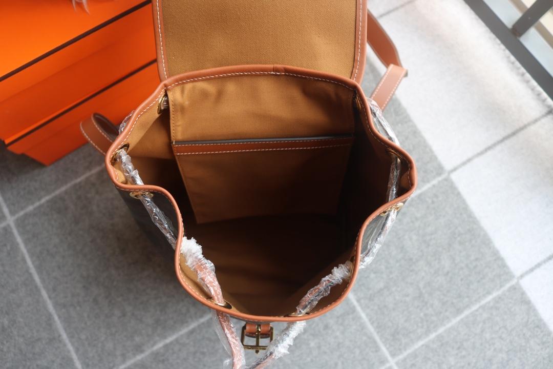 CELINE包包官网 TRIOMPHE新款帆布双背包